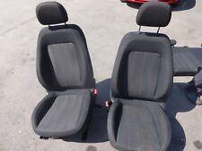 VAUXHALL CORSA D 5 DOOR 2007-2013 CLOTH INTERIOR SEATS ISOFIX