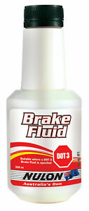 Nulon Brake Fluid DOT 3 500ml BF3 fits Mercedes-Benz 300 300 D (W123)