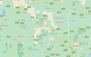 GOLD MAPS Victoria Northwest Detecting Prospecting Fossicking Bendigo Sharefile