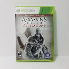 Xbox 360 Assassin's Creed Revelations Signature Edition (Microsoft, 2011) Sealed