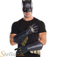 Officially Licensed Batman Adult Gauntlets Gloves Fancy Dress Accessory