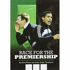 """VERY GOOD"" Thompson, Andy, Wraith, Steve, Race for the Premiership, Book"