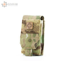 Eleven 10 SABA Pouch Self-Aid/Buddy-Aid Belt and MOLLE - Multicam