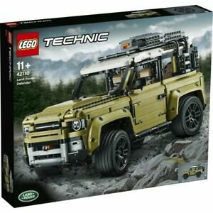 BRAND NEW SEALED LEGO 42110 Technic Land Rover Defender Fast Shipping