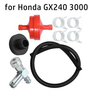 Fuel Fuel Filter Gas Tank Grommet Bushing Replacement For Honda GX240 3000