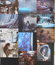 Alien 12 x L.C French 1979 Sigourney Weaver