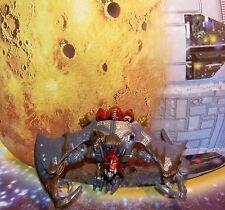 Transformers Beast Wars SONAR Complete Transmetals Bat Figure