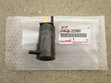 FITS: 80 - 82 TOYOTA TERCEL REAR WINDSHIELD WASHER FLUID MOTOR PUMP OEM NEW