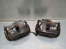 VW SHARAN SEAT ALHAMBRA 7N MK2 PAIR OF FRONT LEFT & RIGHT BRAKE CALIPERS