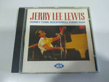 Jerry Lee Lewis Honky Tonk Rock´n´Roll Piano Man 1991 UK Edition - CD