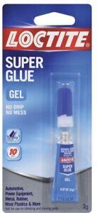 Loctite Super Glue Gel, 0.07 oz. Tubes