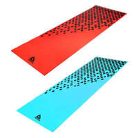 Reebok Large Training Mat 8mm Thick Exercise Fitness Gym Yoga Workout Non Slip