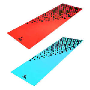 Reebok 8mm Exercise Mat Thick Large Training Cushioned Gym Workout Non Slip