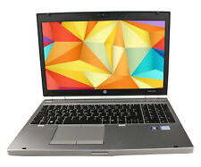 HP Elitebook 8570p Core i5-3380M 2.9GHz 8Gb 180GB SSD 15,6``1600x900 UMTS Win10