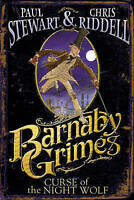 Paul Stewart, Curse of the Night Wolf (Barnaby Grimes - book 1), Very Good Book