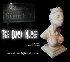 Silent Hill Dark Nurse Resin Model Unpainted