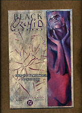 1988 Black Orchid #1 1st Neil Gaiman Us Published Work Nm First Print Tpb Dc