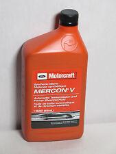 Synthetic Blend MERCON® V XT-5-QSM Automatic Transmission & PS Fluid 1-QT.