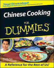 Chinese Cooking for Dummies by Yan, Martin -Paperback