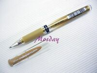 1 x Pen Uni-Ball Signo UM-153 1.0mm Broad Gel Ink Roller Ball Pen, GOLD