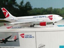 Herpa Wings 1:500 atr-72-500 CSA czech airlines OK-NFU 532792 modellairport 500