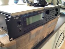Roland JV2080 Synth Sound Module Good Clean Condition