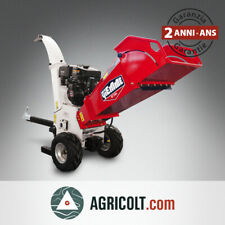 Cippatore con motore da 15 hp, biotrituratore BT 150 L, trincia rami
