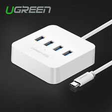UGREEN USB-C Type-C USB3.1 to 4-Port USB 3.0 Hub Adapter For Macbook ASUS Acer