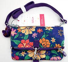 Kipling Rizzi Convertible Crossbody Waist Bag Clutch Hibistropi Hawaii Exclusive