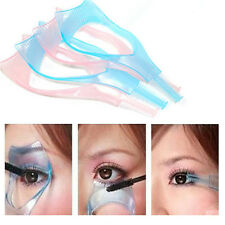 3 in 1 Mascara Eyelash Brush Curler Lash Comb Novelty Multifunction Cosmetic Y