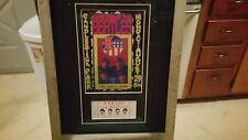 Unused Candlestick Park Beatles ticket
