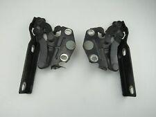 VW PASSAT 3aa bisagras del capó delant. Tapa Negro 3aa823302 3aa823301
