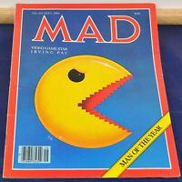 Vintage Mad Magazine, E.C. Pub. - #233, Sept. 1982 $1.00 - EF