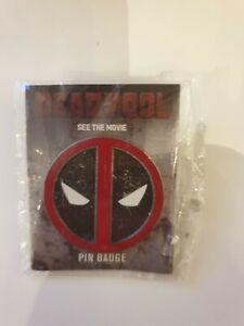 Marvel Movie Deadpool Pin Badge