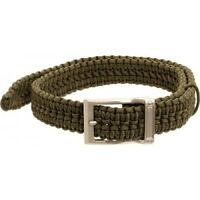 Timberline Olive Paracord Survival Belt-Medium  (5110)
