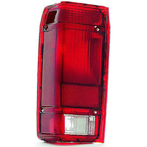 New Driver Side Left Tail Lamp Assembly E9TZ13405A