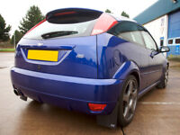 FORD FOCUS MK1 RS SPOILER
