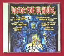 Locos Por El House - 1 CD - USADO - MUY BUEN ESTADO