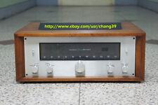 Marantz 10B FM Stereo Tube Tuner & Wood Cabinet Original Mint Perfect Condition