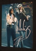 Alice Cooper & Rob Zombie - Signed 8x10 Color Photo by both