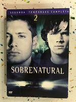Supernatural - Seconda 2° Stagione 2 Completa - 6 X DVD 3T