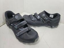 Pearl Izumi Men's X-Alp Summit Black Mountain Cycling Shoes Euro 48