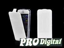 CUSTODIA COVER iphone 5 IN PELLE pelle ecologica vari colori protettiva i phone5