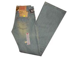 levis 516 jeans da donna a zampa elefante vita alta strappati w 27 40 41 bootcut