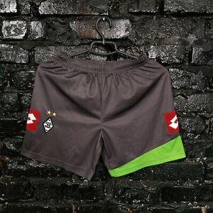 Borussia Mönchengladbach Monchengladbach Football Shorts Gray Lotto Size Young L