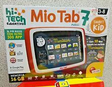 Lisciani MIO TAB 7 Pollici Smart KID 3-8 anni