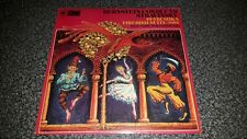 Bernstein Conducts Stravinsky Petrushka Firebird Suite LP CBS 61122