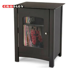 NEW Crosley ST75-BK Bardstown Entertainment Center Stand Cabinet - Black