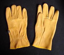 Gant cuir de protection fleur de bovin pour tout travaux Taille 8 = P/S Sécurité