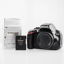 Nikon D5100 16.2MP Digital SLR Camera Body w/ Battery & Charger (EX-)